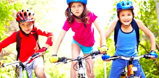 Вибираємо велосипед для дитини: основні вимоги