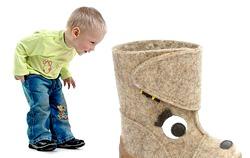 Вибираємо зимове взуття для дитини