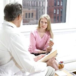 Виділення на ранніх термінах вагітності як сигнал небезпеки