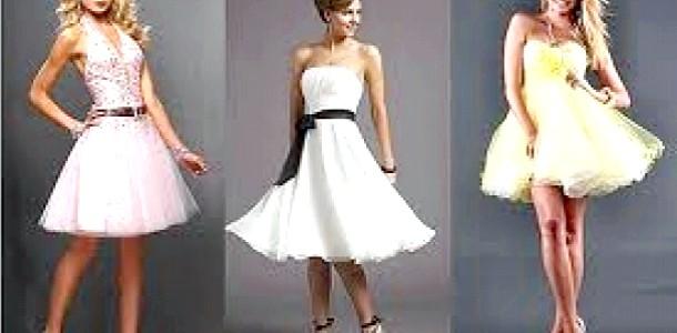 Випускний 2013: як вибрати сукню для дівчинки?