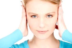 Закладає вуха при вагітності