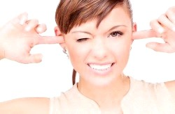 Закладає вуха при вагітності фото