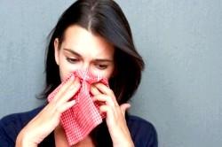 Закладений ніс при вагітності