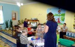 Заняття для старших дошкільнят фото