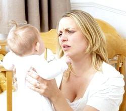 Запор у немовляти фото