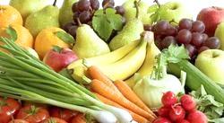 Здоров'я. Овочі та фрукти фото