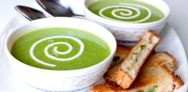 Зелений обід для малюків: меню від сімейного лікаря