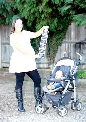 Жінка дізналася про свою вагітність під час пологів (ФОТО)