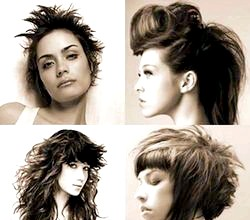 Жіноча зачіска. Що тобі підходить? фото