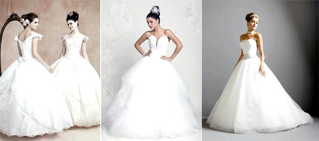 сукні нареченої низького зросту