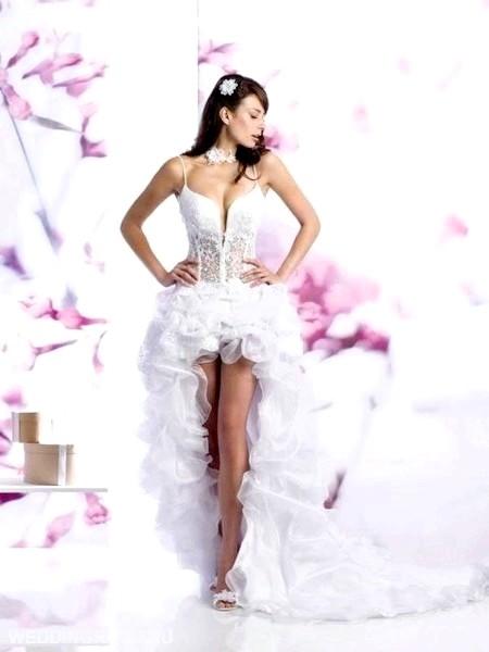 весільні сукні для невисоких