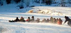 Зимові табори фото
