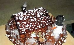 Зимові поробки для дитячого садка