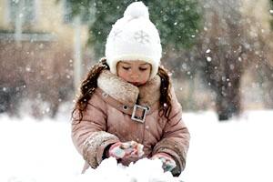 Зимовий одяг для дошкільнят
