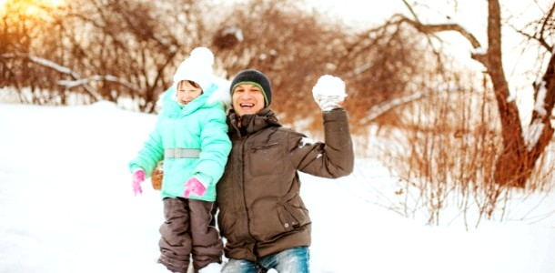 Зимова прогулянка: правила безпеки для дитини