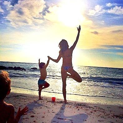 Зоряний Instagram: 5-річний син Потапа (ФОТО) фото