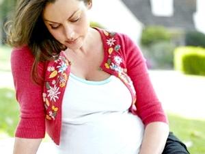 Депресія під час вагітності фото