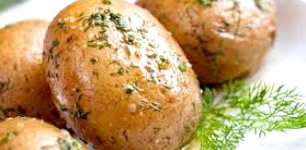 Як оригінально приготувати молоду картоплю? (Відео) фото