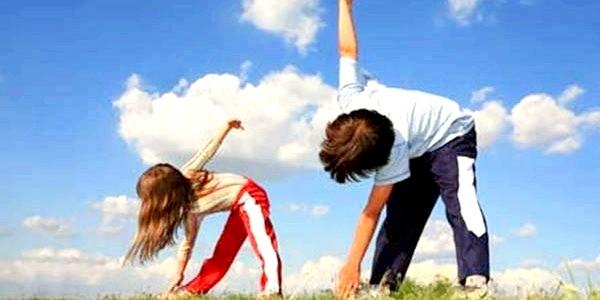 Як привчити дитину до спорту (відео)