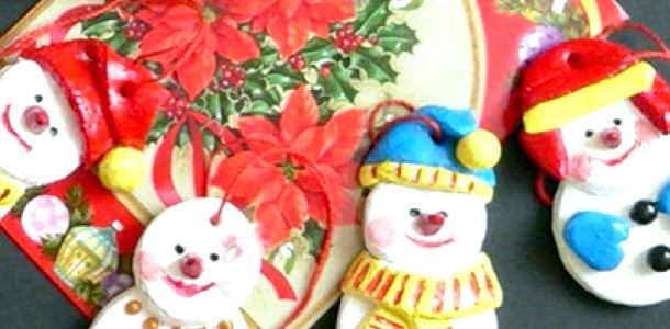 Як зробити новорічні прикраси з солоного тіста (ФОТО) фото
