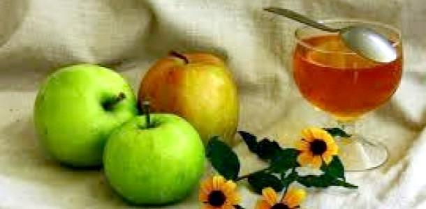 Як вибрати яблука і мед