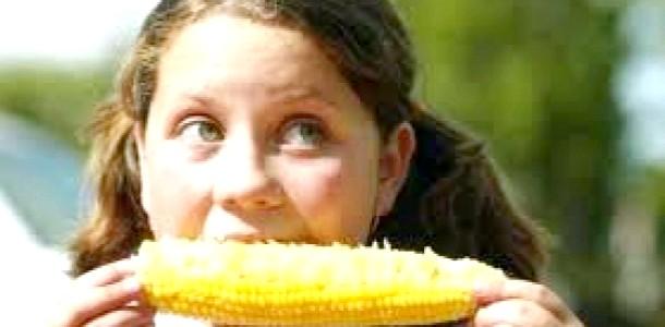Як вибрати кукурудзу (відео)