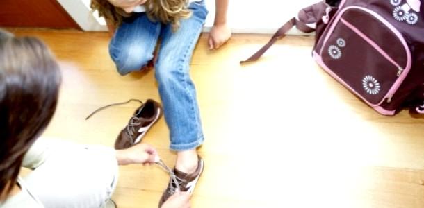 Яке взуття потрібна школяреві