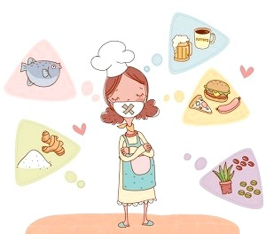 Які не можна продукти при вагітності