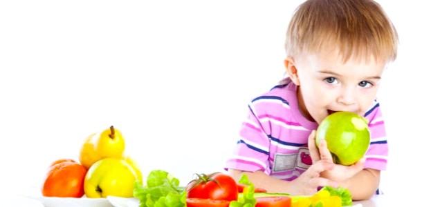 Які вітаміни необхідні для дітей