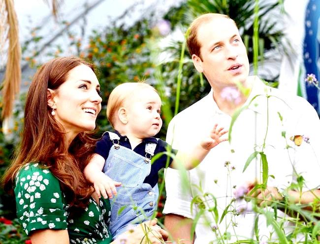 Кейт Міддлтон і принц Вільям вибирають ім'я майбутній дитині фото
