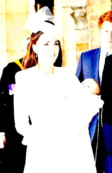 Кейт Міддлтон отримала від чоловіка подарунок за народження сина