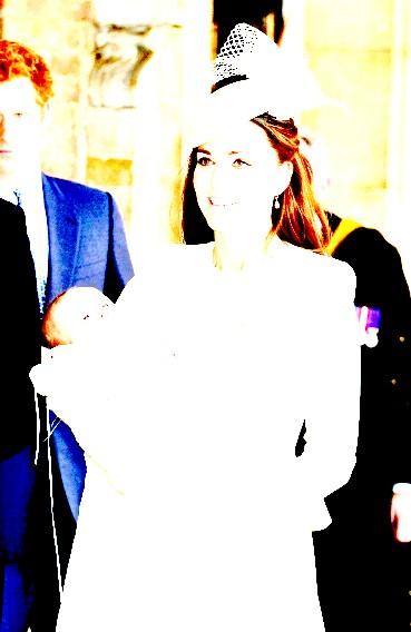 Кейт Міддлтон отримала свідоцтво про народження сина (ФОТО)