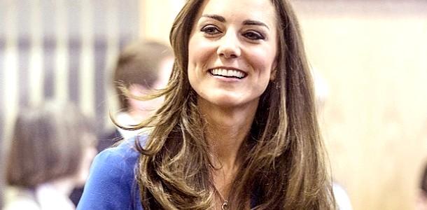Кейт Міддлтон стала хрещеною мамою