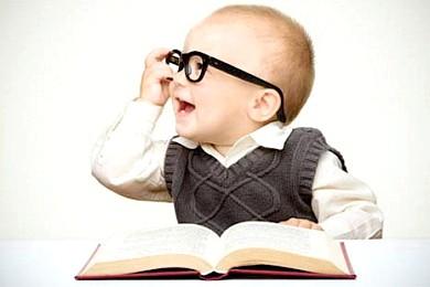 Книги для немовляти: що читати найменшим?