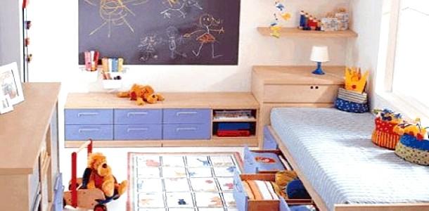 Кімната для школяра (ФОТО) фото