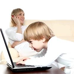 Комп'ютер і діти: користь чи шкода?