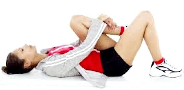 Комплекс вправ, які полегшать біль (відео)