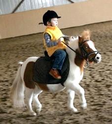 Кінний спорт для дітей фото