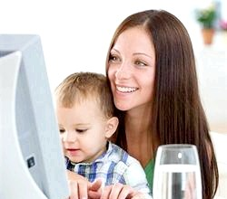 Копірайтинг - робота для мами в декреті