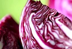 Червонокачанна капуста. Користь і вітаміни. Рецепти