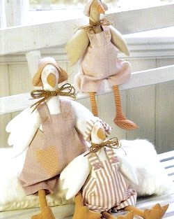 Ляльки Тільді своїми руками
