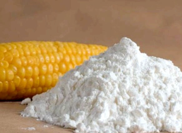 Кукурудзяний крохмаль фото