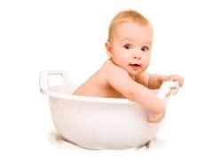 Купання немовлят фото