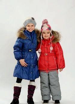 Курточка для дівчинки: тонкощі вибору