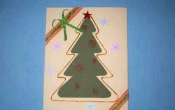 Квілінг. Різдвяна листівка своїми руками. Майстер клас з покроковий фото