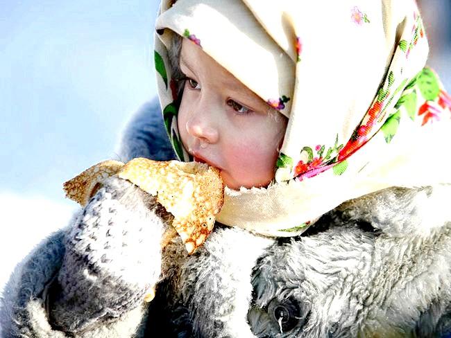 Масляна: традиції святкування фото