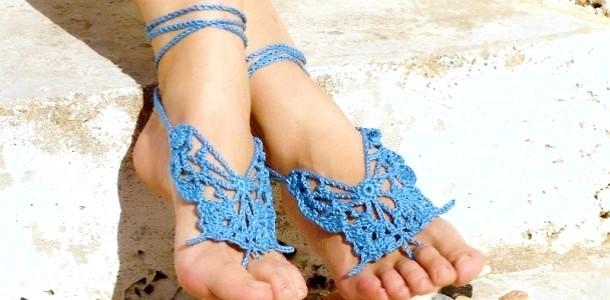 Майстер-клас: робимо пляжні сандалі (відео)