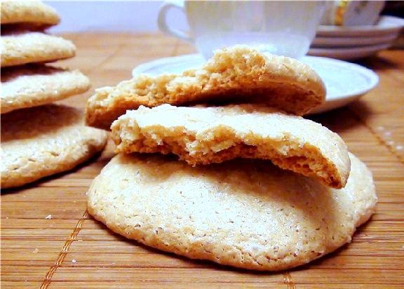 Мигдальне печиво рецепт фото
