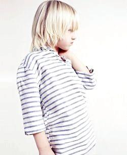 Модний дитячий одяг: літо 2011