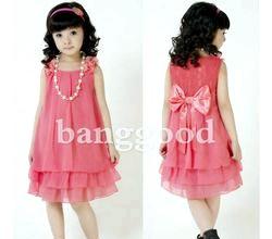 Модні літні сукні для дівчаток